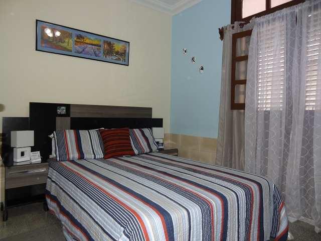 bed casa particular
